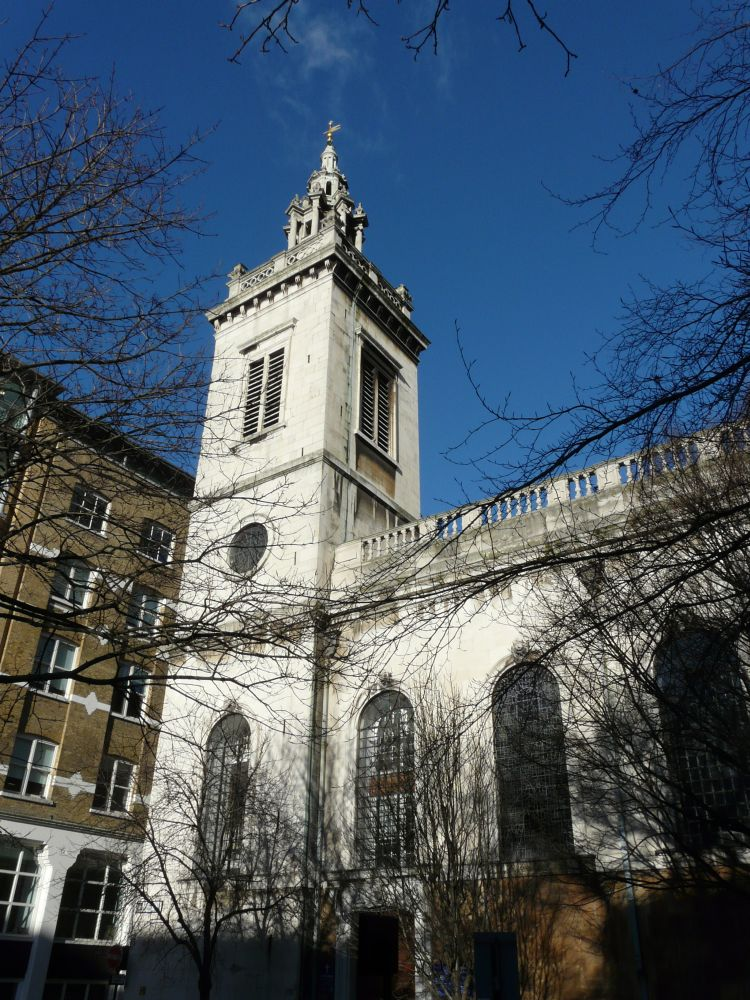St Michael, Paternoster Royal, City Of London « London