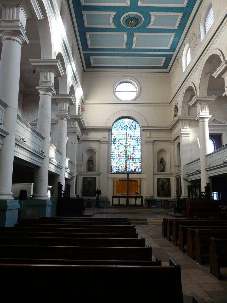 Shoreditch Church: Shoreditch « London Churches In Photographs