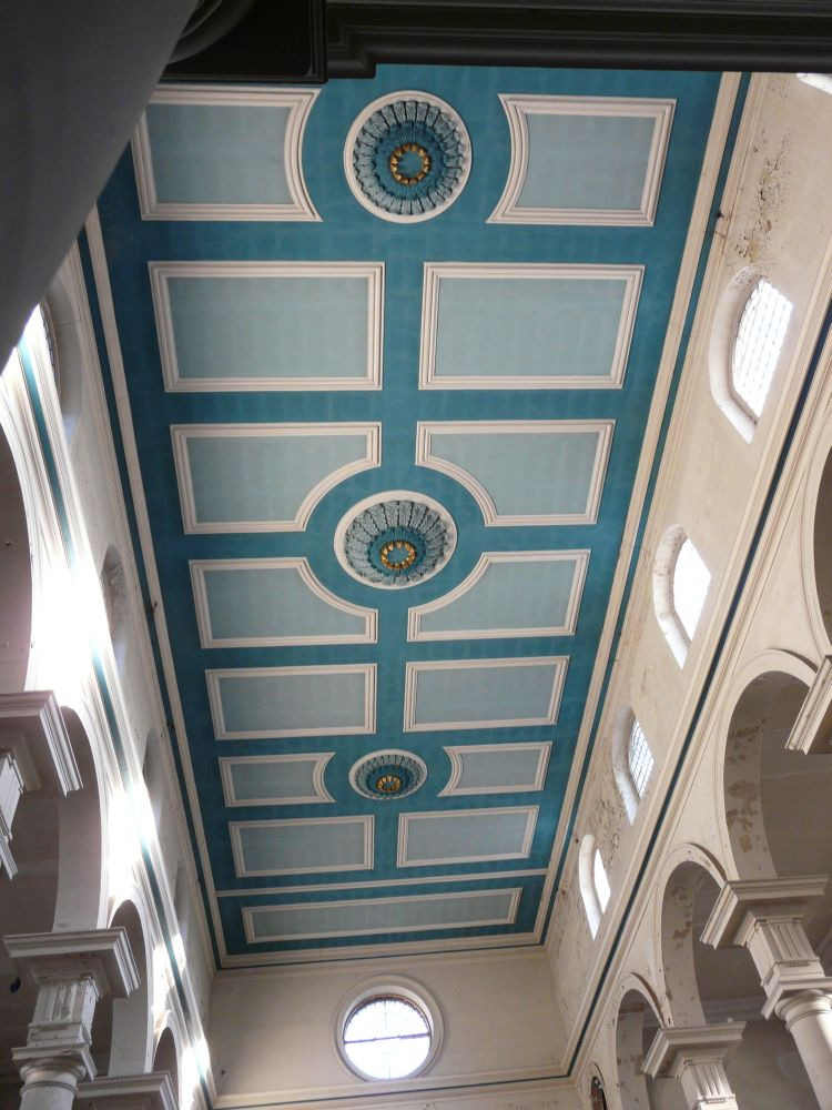 Shoreditch Church: St Leonard, Shoreditch « London Churches In Photographs
