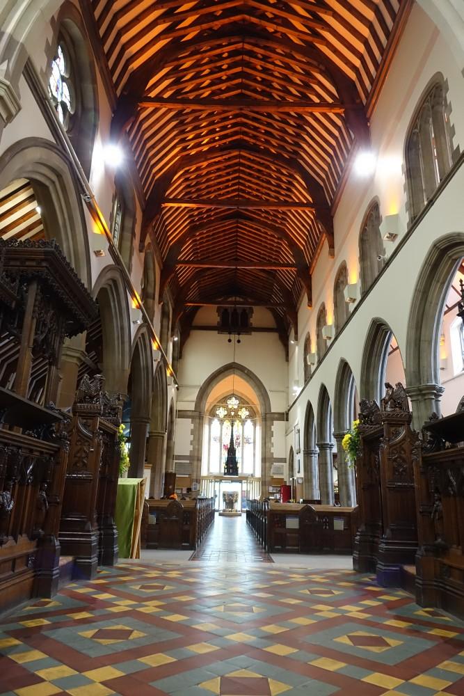 Balham London Tom Howard Gardens: St John The Baptist, High Barnet « London Churches In