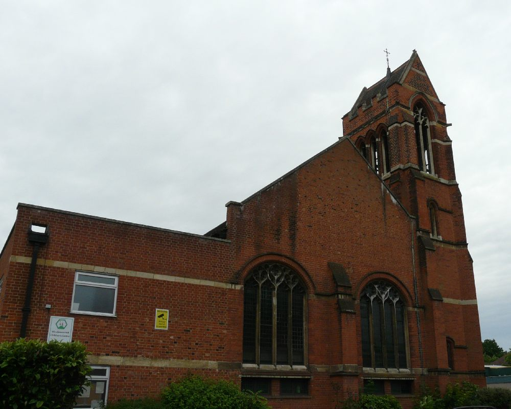 Holy Trinity, Winchmore Hill « London Churches in photographs