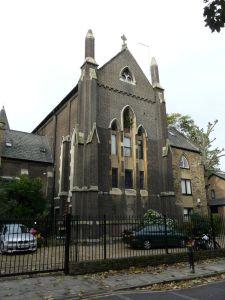 St Bartholomew Former Coventry Street Bethnal Green