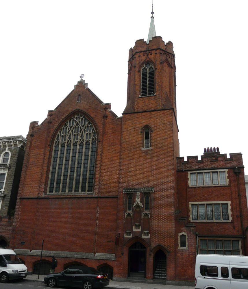 Guardian Angels, Mile End (Roman Catholic) | London Churches