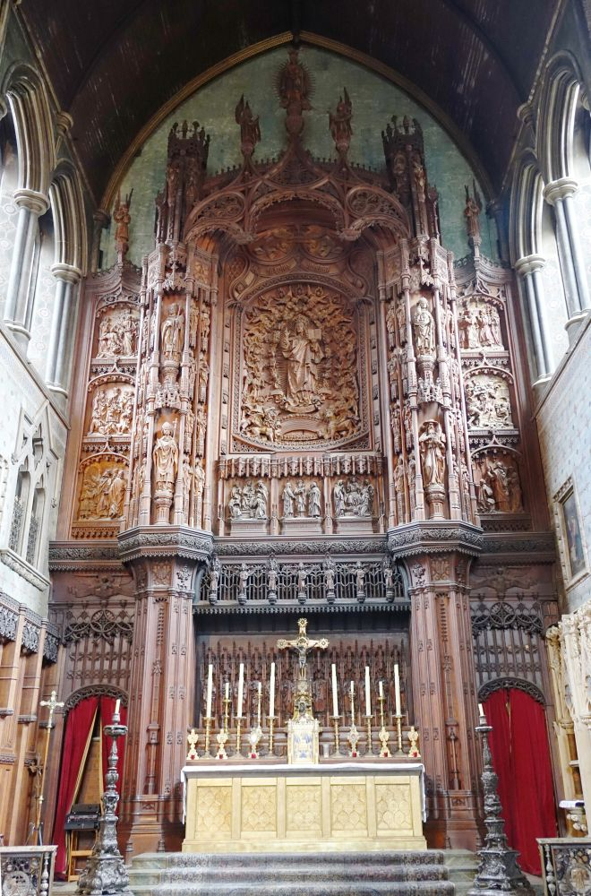 earls court london churches in photographs. Black Bedroom Furniture Sets. Home Design Ideas