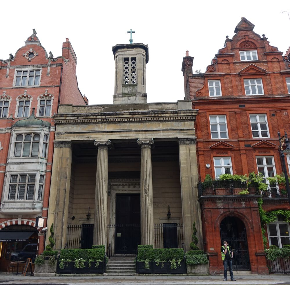 Www Mayfair: City Of Westminster « London Churches In Photographs « Page 2