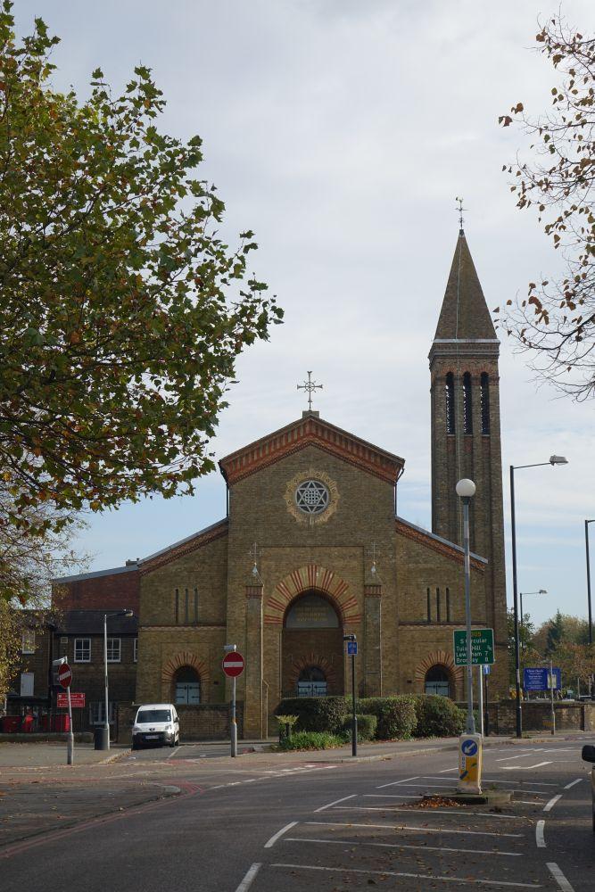 Christ church christchurch road streatham hill london - Trinity gardens church of christ ...