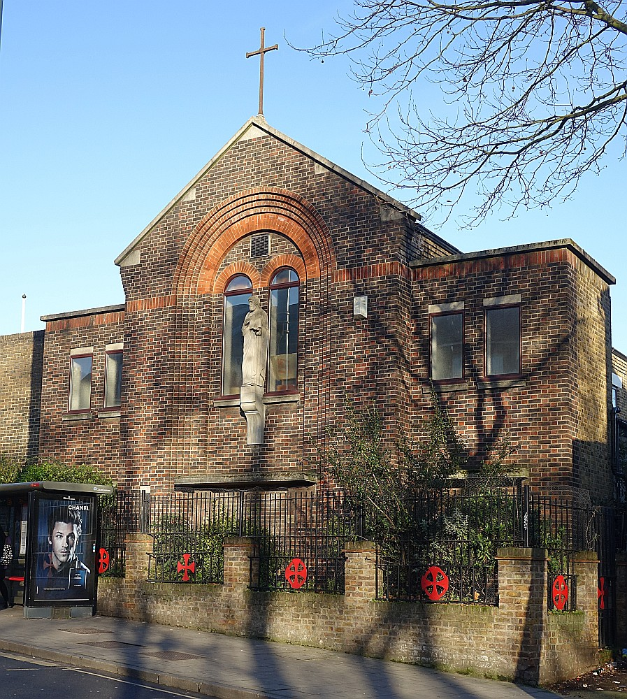 West Norwood « London Churches in photographs