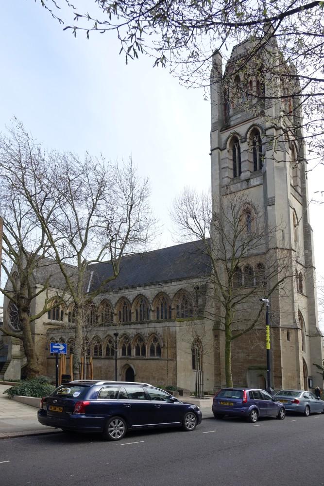 Notting Hill London: All Saints, Talbot Road, Notting Hill « London Churches In