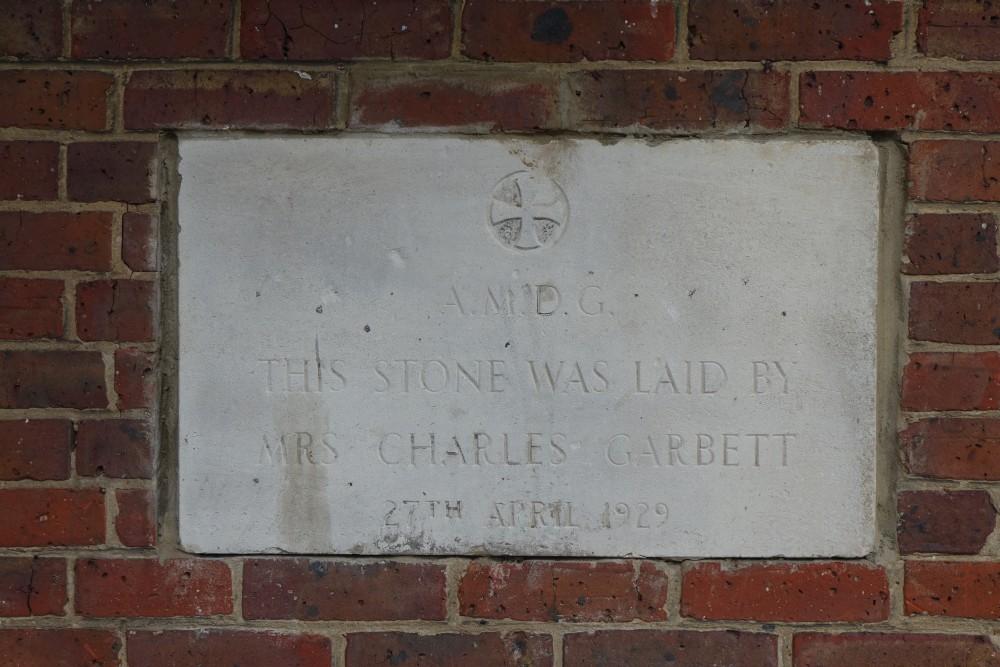 Castelnau Mission Hall (former), Stillingfleet Road ...