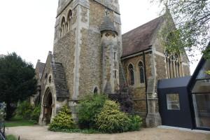 Christ church christ church road east sheen london - Trinity gardens church of christ ...